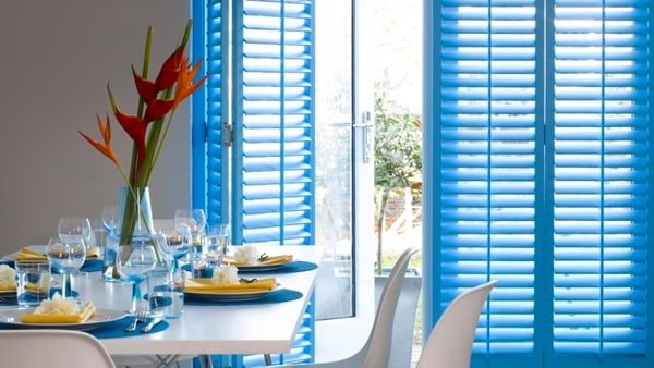 Knowing About the Material and Shapes of Window Shutters in London