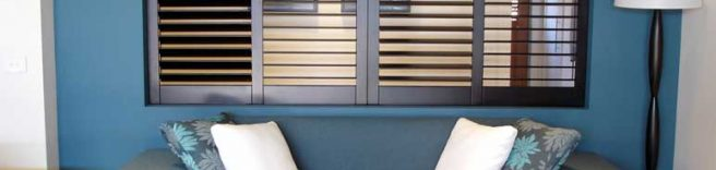 Plantation Shutters matches Any Interior Effectively